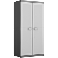 Шкаф из пластика Logico High Cabinet XL, цвет серый